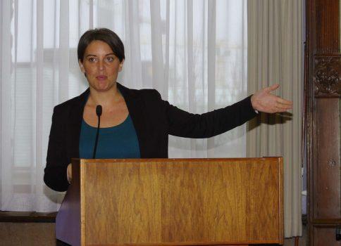 Kaylie Tiessen - panelist