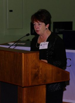 Rev Dr Susan Eagle - Chair ISARC