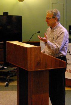 Ryan Friedman - ISARC Steering Committee