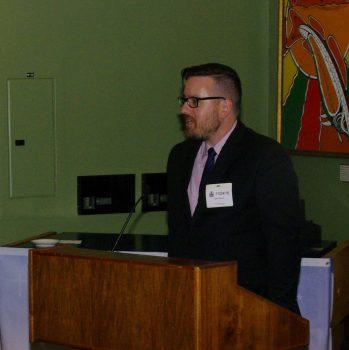 Ryan Weston - ISARC Steering Committee