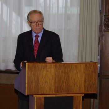 Senator Art Eggleton