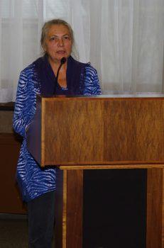 Tara Kainer -panelist