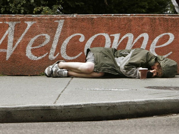 Homelessness is a growing threat for increasing numbers of Canadian