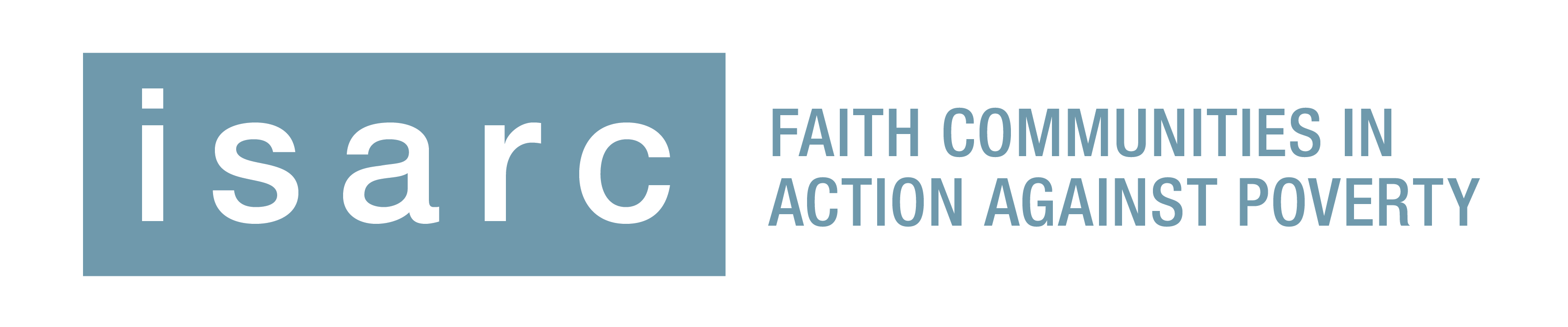 ISARC – Interfaith Social Assistance Reform Coalition